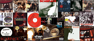 Scarface Discography