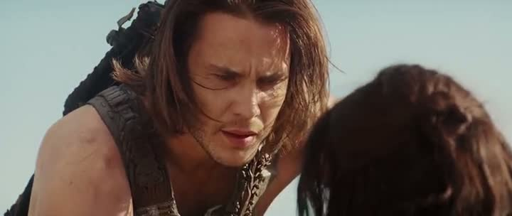 Screen Shot Of John Carter (2012) Dual Audio Movie 300MB small Size PC Movie