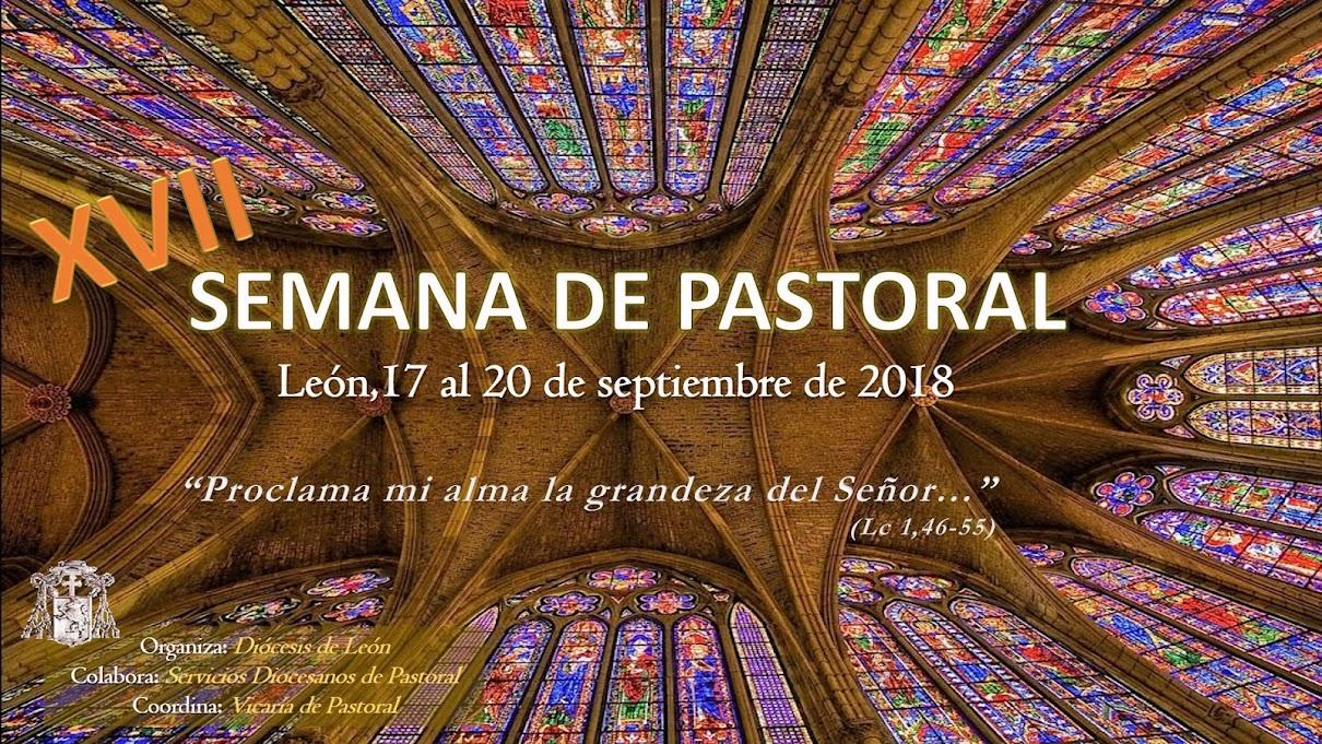 Semana Pastoral. Diócesis de León