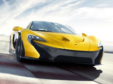 #28 McLaren Wallpaper