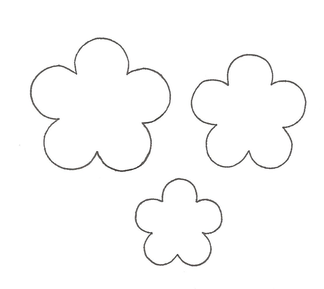 Toys toys quick and easy paper flowers for Easy paper cutting flowers