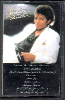 album Thriller Michael Jackson