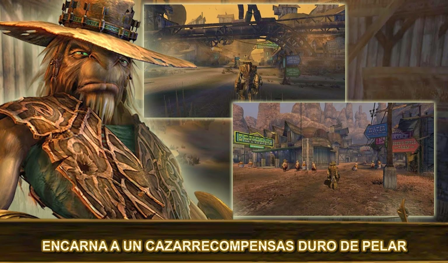Oddworld: Stranger's Wrath ya disponible para Android e iOS