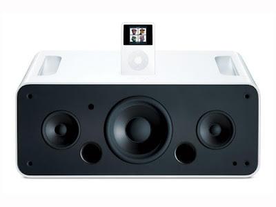 iPod-Boombox