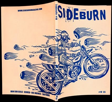 SIDEBURN 19