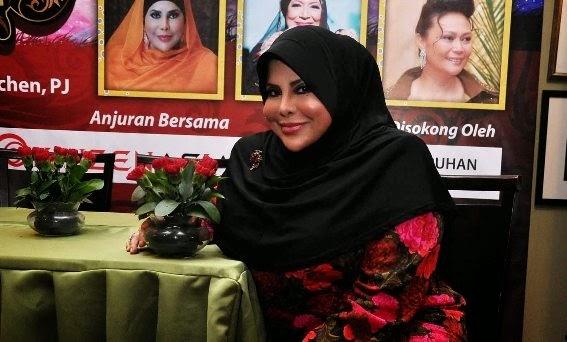 Dato' Sharifah Aini Sering Berkongsi Nasihat