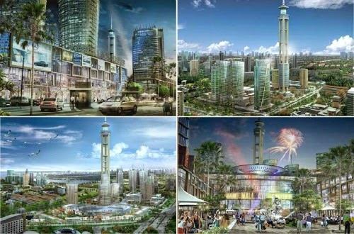 THE TALLEST BUILDINGS OF THE FUTURE (ON HOLD)