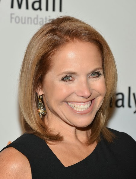 Katie Couric Hairstyle Picture