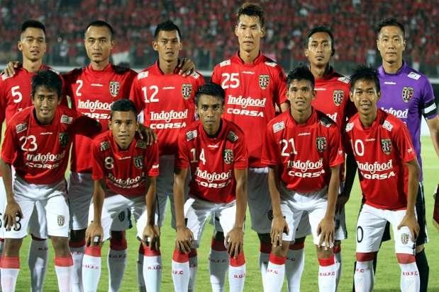 Bali United vs Mitra Kukar Berakhir Imbang Dengan Skor 2-2