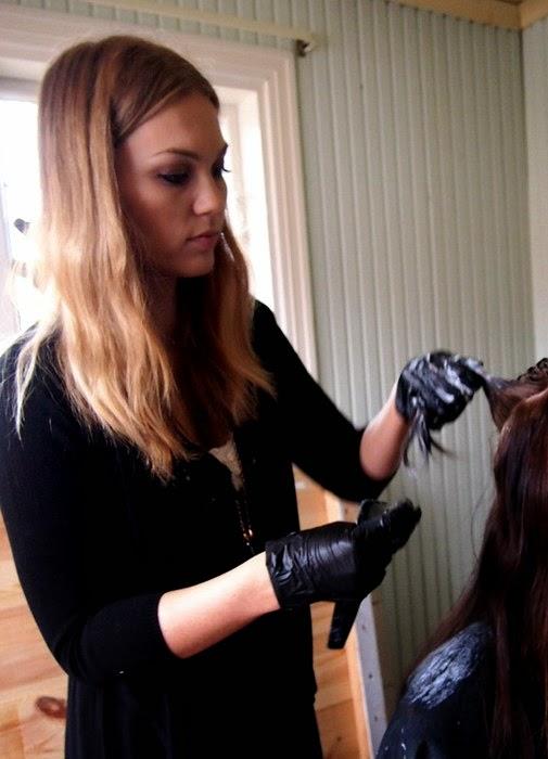 Päästä varpaisiin  Haluatko hiusmalliksi tai testata tuotteita 480cfc24bb
