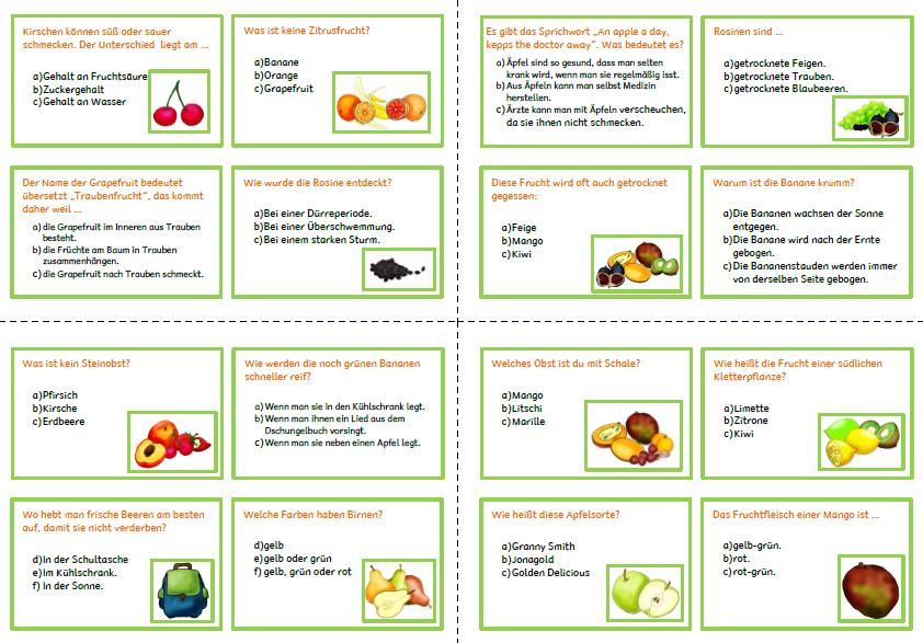fruchtzucker obst abnehmen
