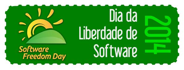 dia liberdade software 2014