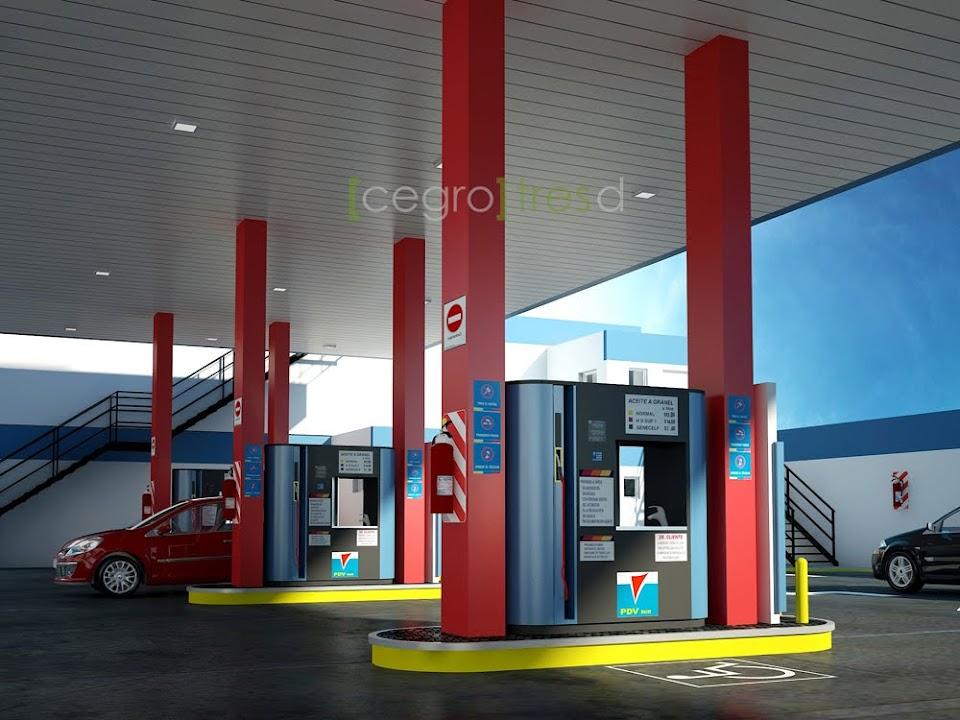 Estacion de Servicio II