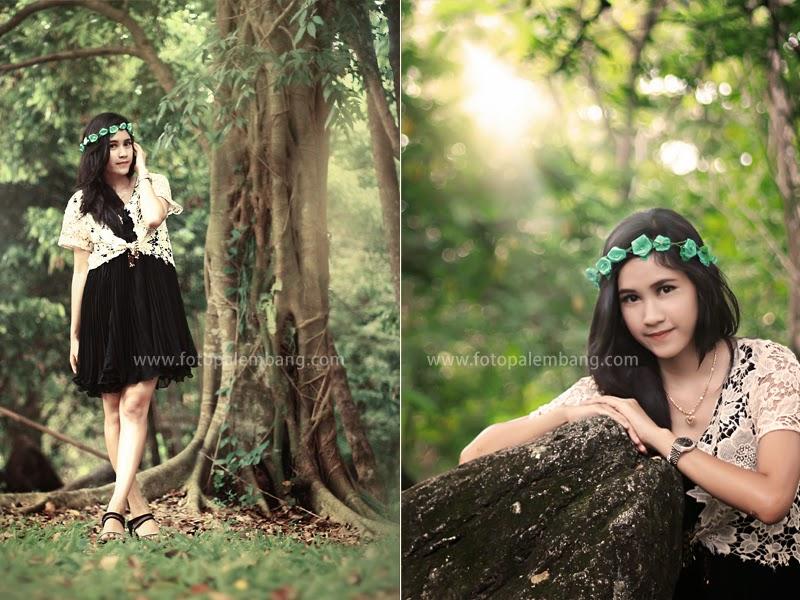 hunting foto modelling palembang