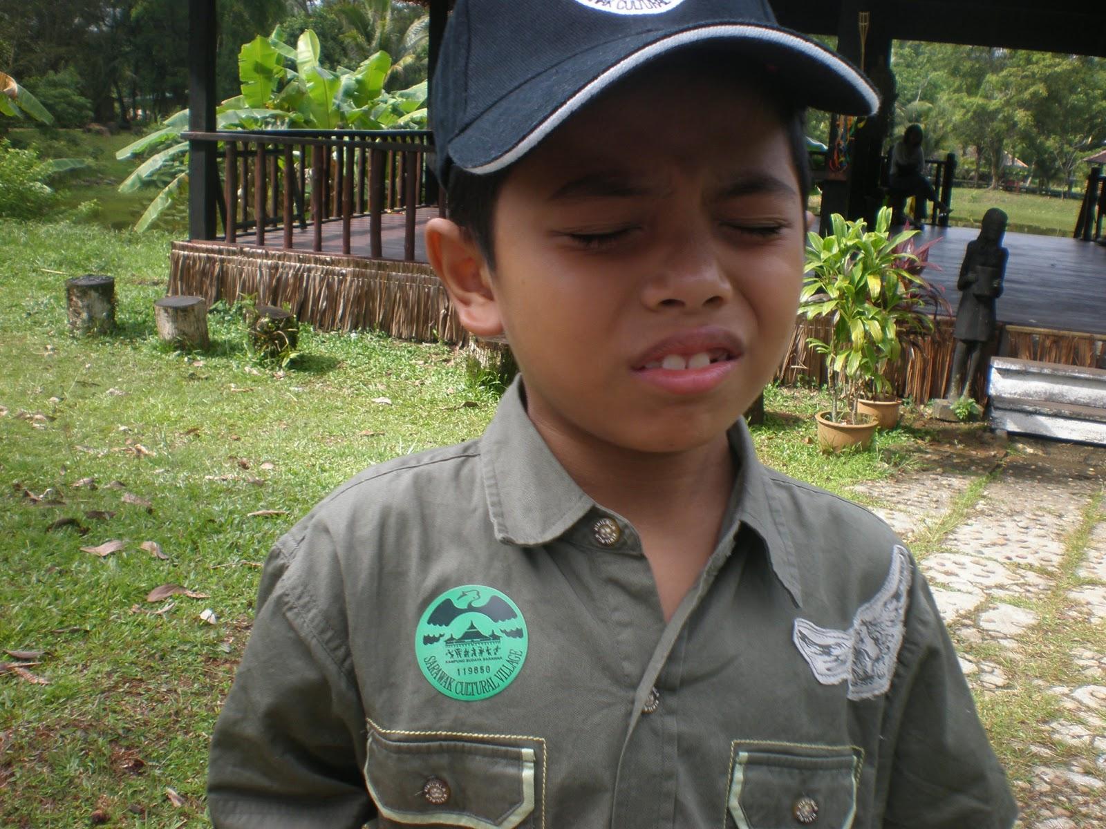 Namakucella Kuching Harap2 Dapat Pergi Lagi Tahun Ni