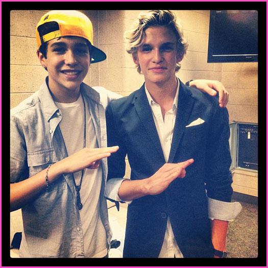 Eu Amo Muito Voc ê S Austin And Cody!