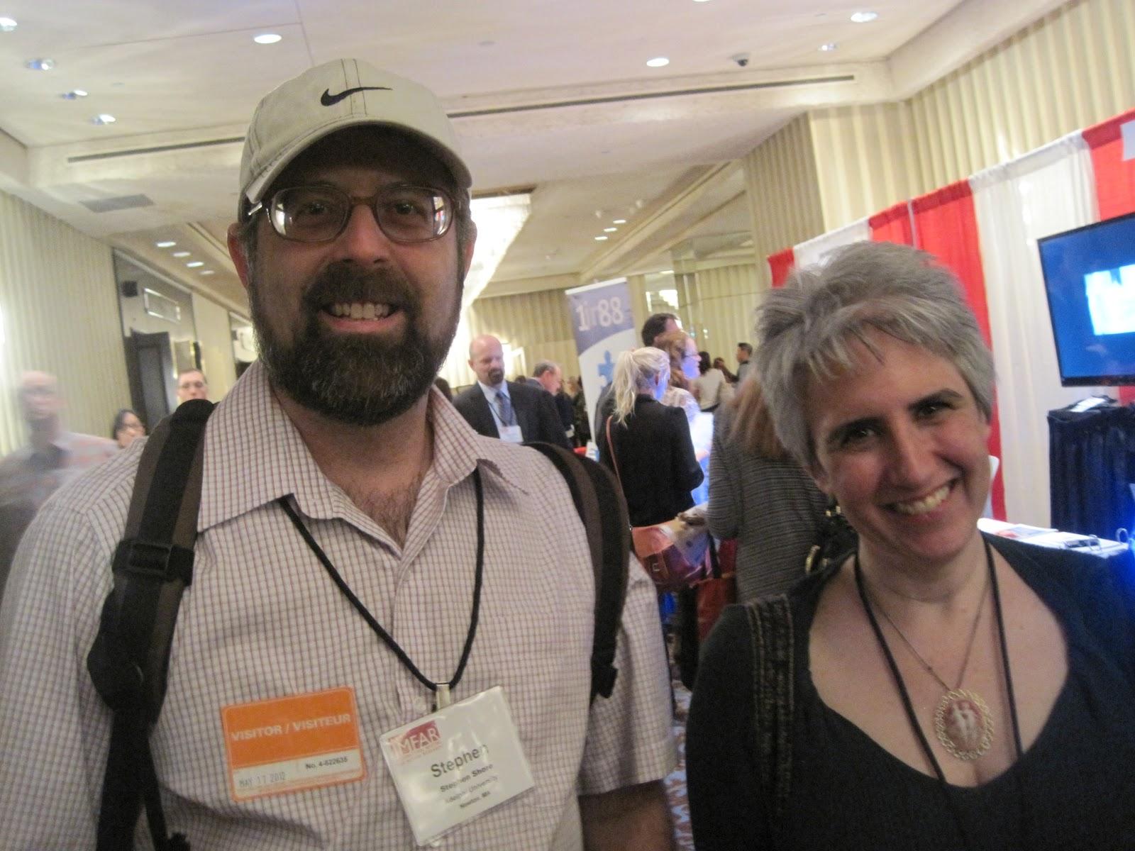John Elder Robison At Imfar On Autism >> Thinking Person S Guide To Autism Imfar 2012 One Autistic