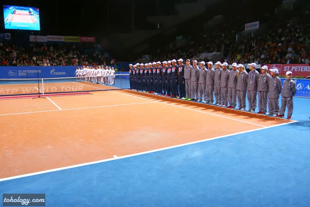 St.Petersburg Open 2013
