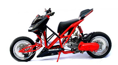 Best+Modifikasi+Motor+Honda+Beat,+Matic+Fighter+2012-a