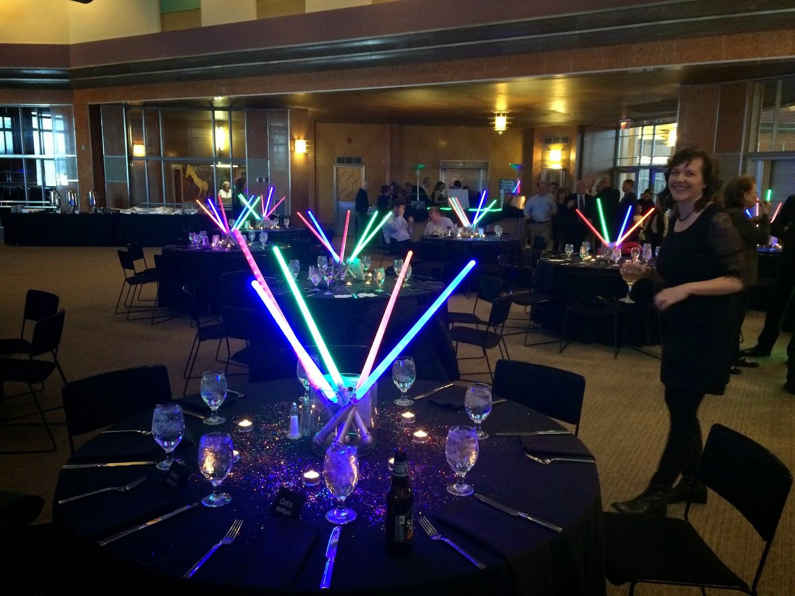 #241AB1 MargotMadison: Star Wars Themed Bar Mitzvah 5515 decorations de noel star wars 1600x1200 px @ aertt.com