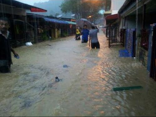 perumahan%2Bsemambu Terkini: Kuantan Banjir Teruk