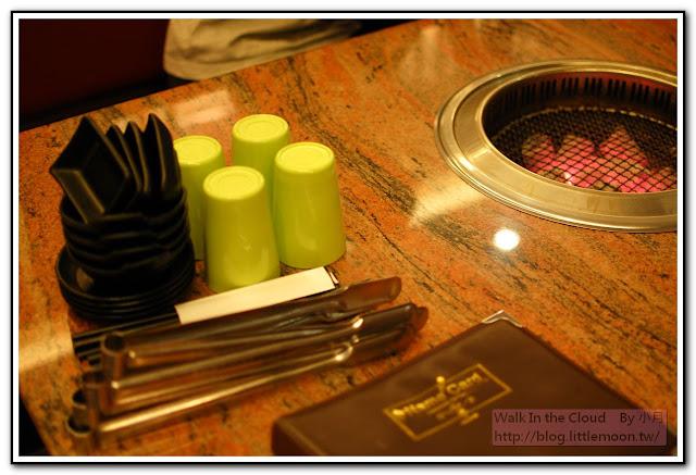 餐具與木炭