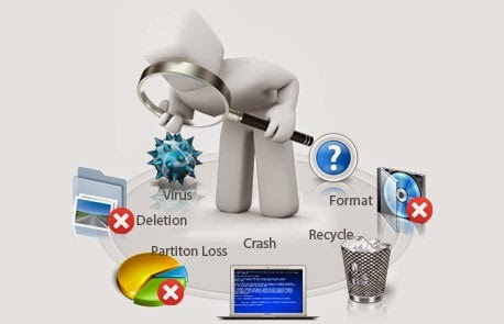 delete recover files from laptop