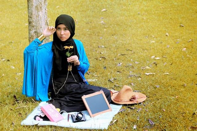 Hijab Style: Memadukan Warna Rok dan Jilbab Agar Serasi