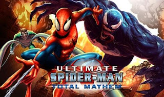 Spiderman Total Mayhem HD Symbian ^3