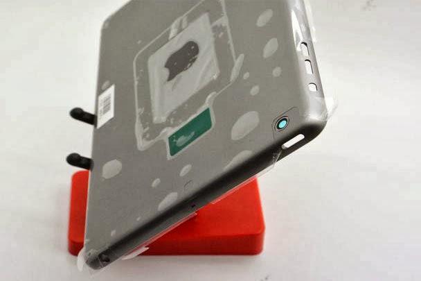 iPad mini 2 na cor cinza espacial