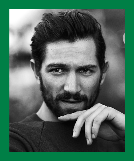 Michiel Huisman in 'The Look'