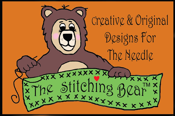 The Stitching Bear Blog