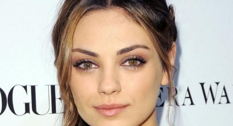 Mila Kunis Eyes