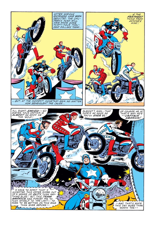 Captain America (1968) Issue #269 #185 - English 9