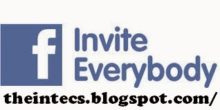 Auto Invite all friends to your Facebook page