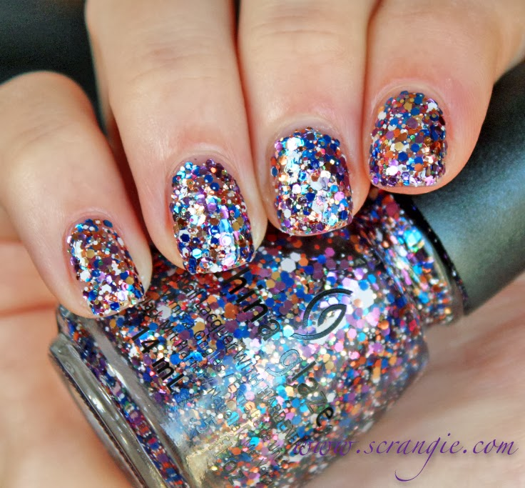 Best China Glaze Glitter Nail Polishes And Swatches – Our Top 10 recommend