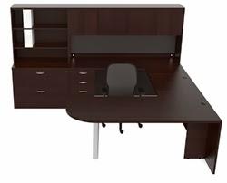 Modern Executive Office Furniture Set