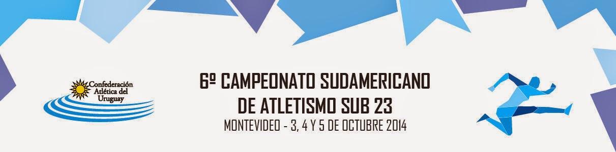 Sudamericano Sub 23 Montevideo 2014