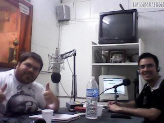 Cipo Pasión Radio en la pretemporada albinegra y en las formativas