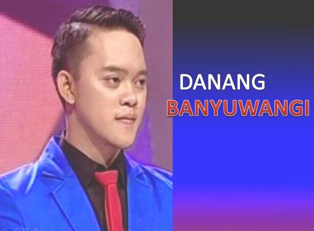 Biodata Danang D'academy 2 Dangdut Academy