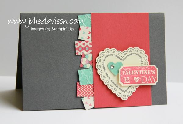 TARJETA More Amore Valentine Ticket Card
