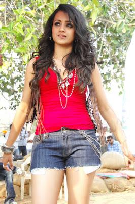 Hot actress Trisha Images