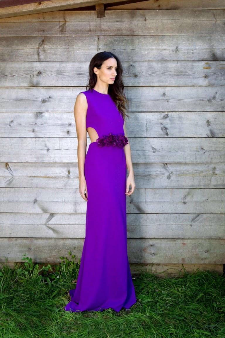 Encantador Vestidos Para Invitados De Boda Caen 2014 Colección ...