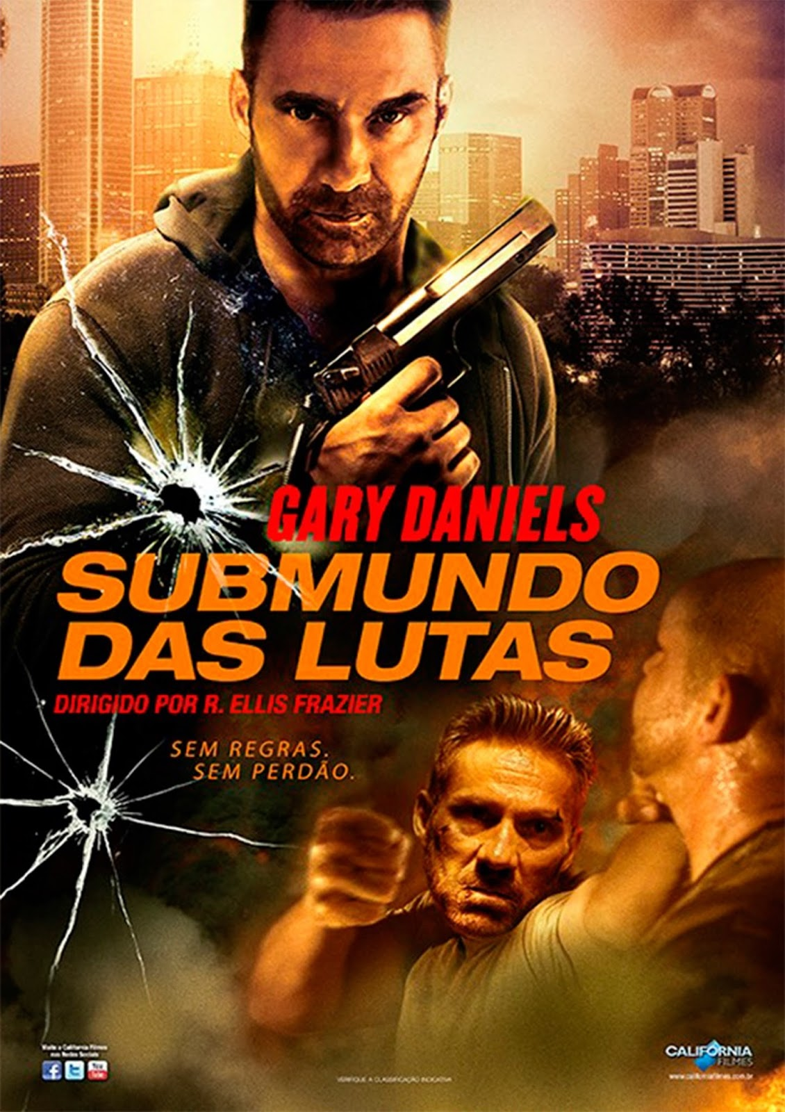 Submundo das Lutas – Legendado (2015)