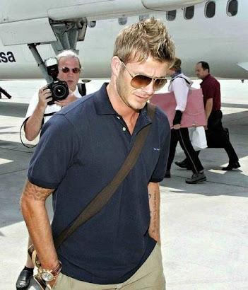 Beckham sempre um sucesso!!