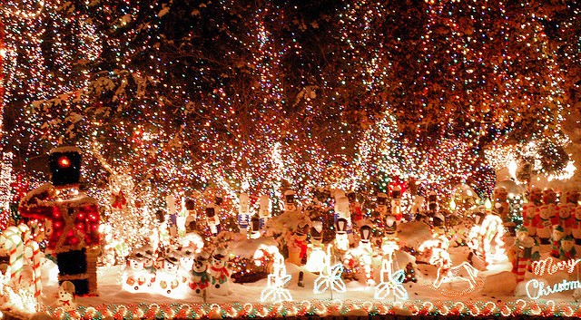 Thi n nhi n th gi n ng m n gi ng sinh 2011 christmas for Best cities to visit at christmas in the us