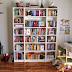 Ideias criativas e diferentes para colocar os livros