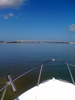 Boating From Marco Island To Key Largo