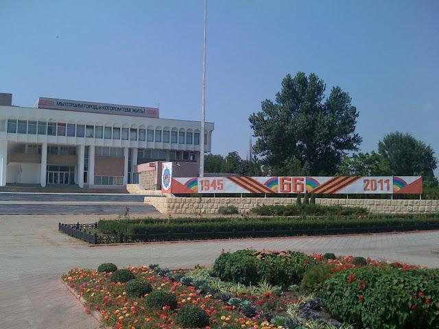 Transnistria, Alexander Sudorov, comunismo