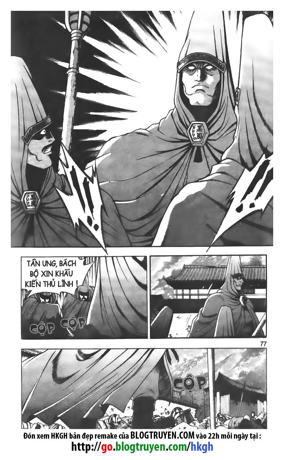Hiệp Khách Giang Hồ chap 196 page 23 - IZTruyenTranh.com